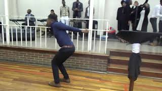 AYANDA NTANZI- WORSHIP MEDLEY @SCF PMB EXAM PRAYER