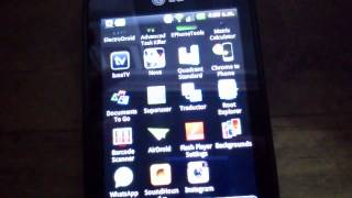 Review LG Optimus HUB E510 en Espaol