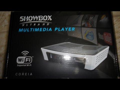 Showbox Configurar. CS .Ultra HD e Sat HD Plus passo a passo 12/05/15
