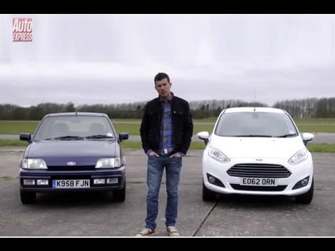 Ford Fiesta XR2 vs Ford Fiesta Ecoboost - Auto Express