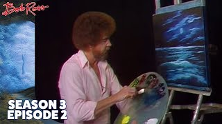 Bob Ross - Blue Moon (Season 3 Episode 2)