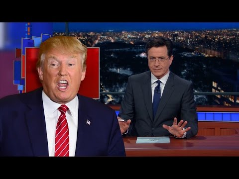 The Morning After Super Tuesday - Stephen Colbert