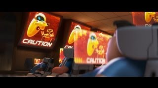 Rouged Robots- Wall-E (Part 1)