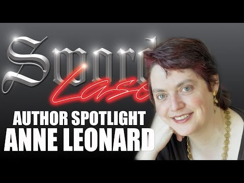 S&L Video: Author Spotlight - Anne Leonard
