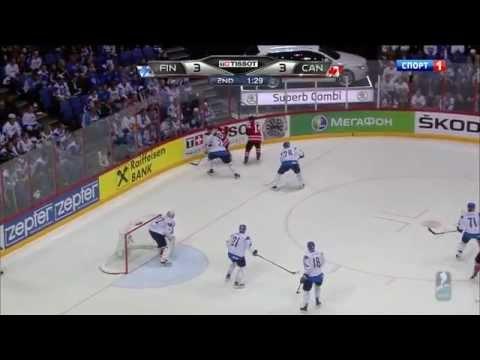 11.05.2012. Чемпионат Мира. Группа H. Финляндия - Канада
