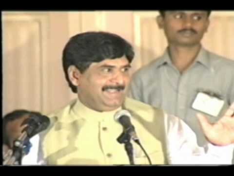 Speech of Shri Gopinath Munde  Deputy Chief Minister, Maharashtra State