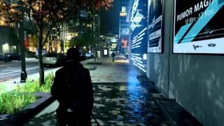Watch Dogs - Trailer da tecnologia GeForce GTX