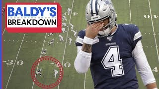 Breaking Down The Cowboys Offensive Struggles | Baldy's Breakdown