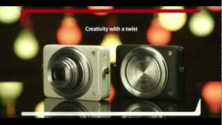 Creativity with a twist - the new Canon PowerShot N