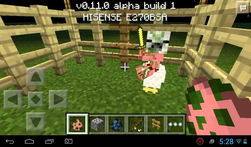 Chicken Minecraft pe Minecraft pe 0.11.0-chicken