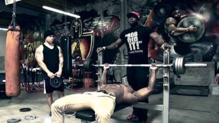 200 Repetitions on the Bench Press  Mike Rashid | CT Fletcher | Big Rob | throwback footage