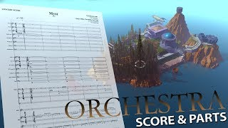 Myst: Suite | Orchestral Cover