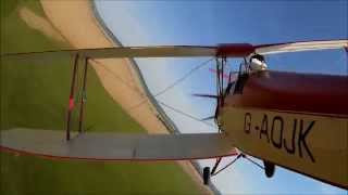 TC Tiger Moth 1:3,3 onboard