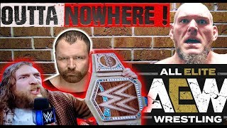 OUTTA NOWHERE #139 - NEW WWE Title & Dean Ambrose and More LEAVING