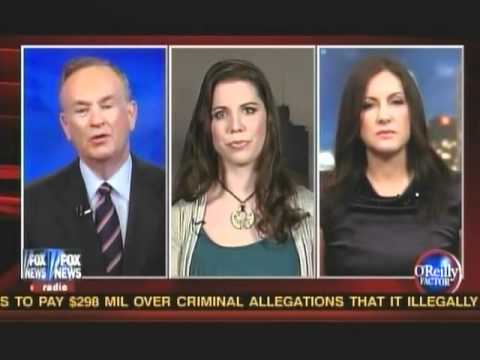 Ground Zero Mosque Controversy - Leslie Marshall on Bill O'Reilly 8/16/10
