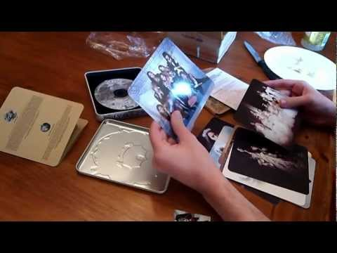 Unboxing - the Boys Snsd video