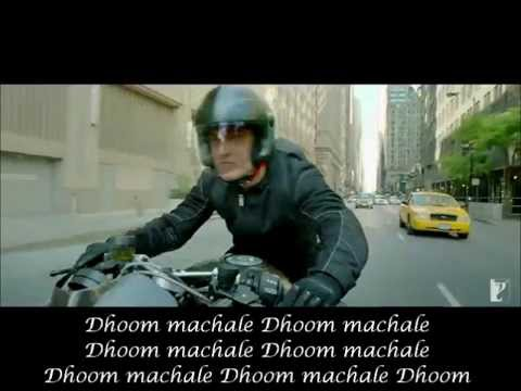 Dhoom Machale Arabic Version With Lyric ~~ anisfit22 video