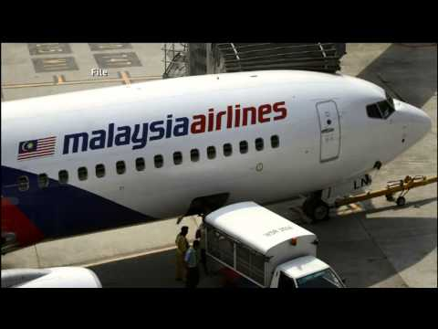 Malaysia Airlines Plane Boeing 777-200 Crashes In Vietnam With 239 People Aboard
