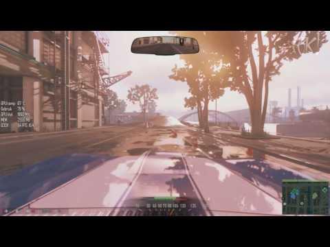 MSI Nightblade MI3: Mafia III - 1080p - High (max. settings)