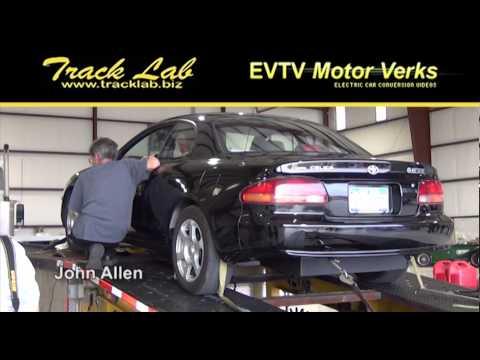 John Allen's 1994 Black Toyota Celica ST