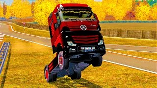 Euro Truck Simulator 2 (200000HP For All Trucks) (+Download) 1.30x
