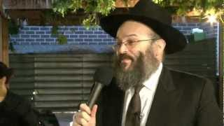 Chabad West Side - Dinner 2012 - Feature Film