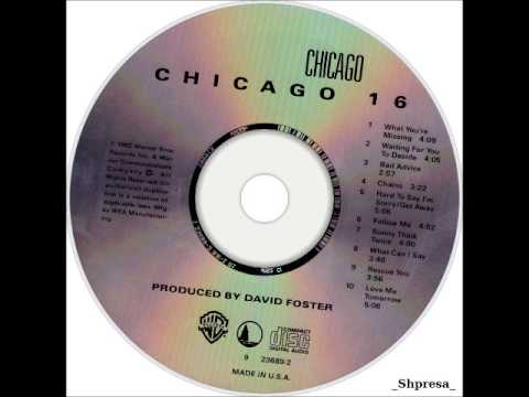 Chicago - Sonny Think Twice