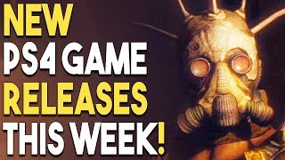 NEW PS4 Game Releases THIS WEEK! NEW Uncharted Game Possible?!