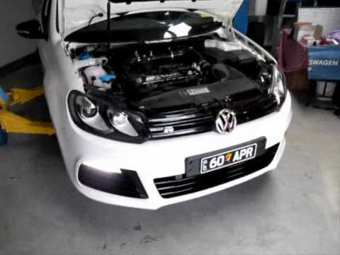 Golf R APR Stage 3 420hp - initial start up