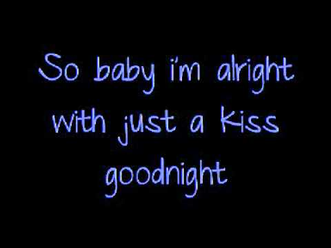 Lady Antebellum - Just A Kiss Lyrics video