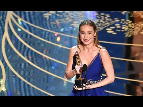 OSCARS 2016 | Brie Larson Wins Best Actress For 'Room'