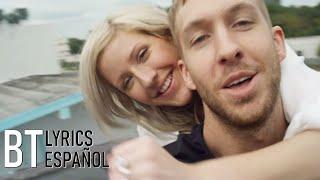 Calvin Harris - I Need Your Love ft. Ellie Goulding (Lyrics + Español) Video Official