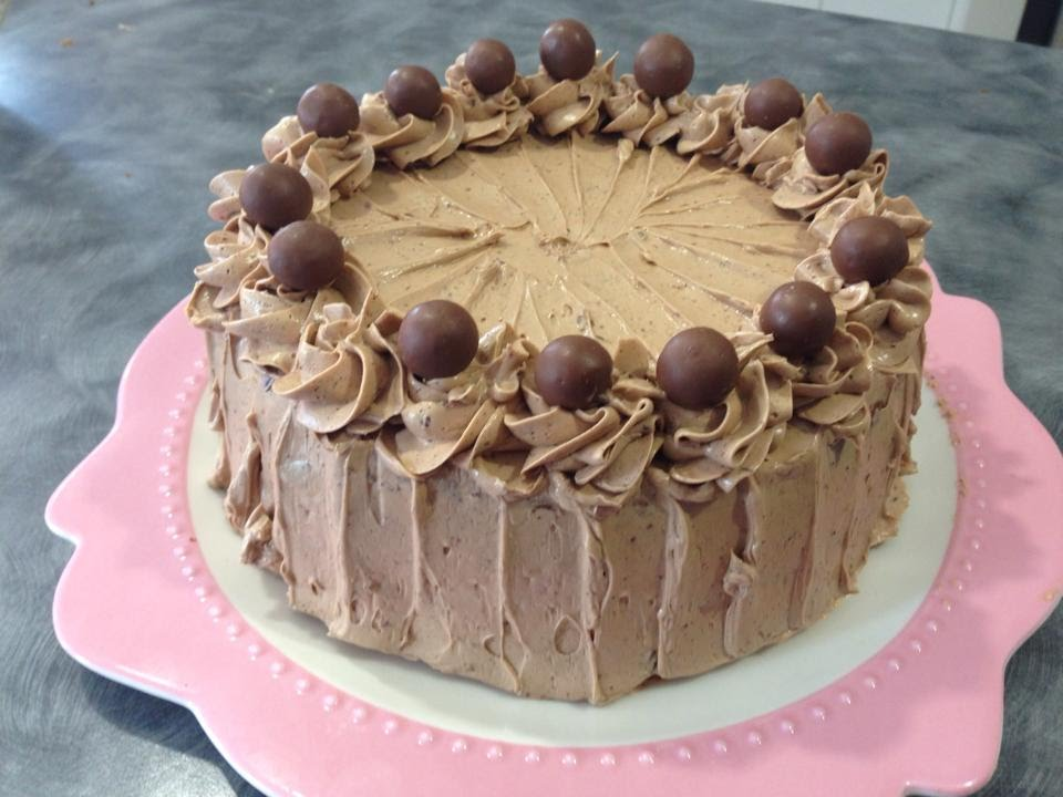 Mocha Chiffon Cake - YouTube