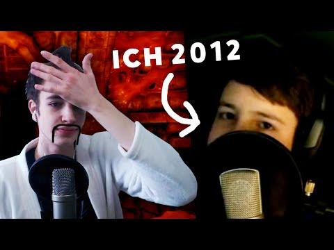 Ich GUCKE MEINE VIDEOS VON 2012 AN! | Rotpilz