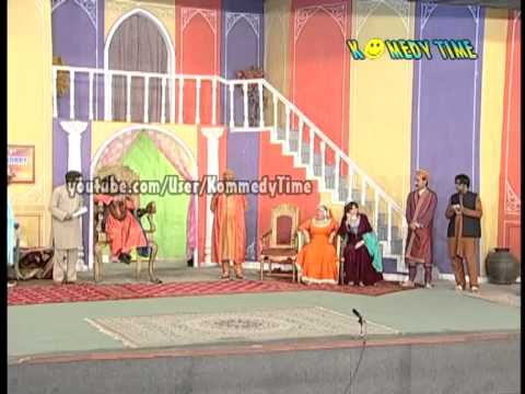 New Full Pakistani Punjabi stage Drama 2014 Chuski