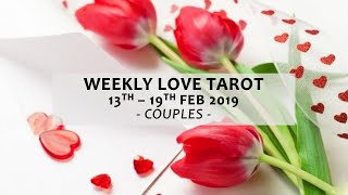 SAGITTARIUS COUPLES - LOVE IS IN THE AIR | 13th - 19th February 2019