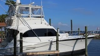 [UNAVAILABLE] Used 1993 Post 46 Sportfish in Panama City, Florida