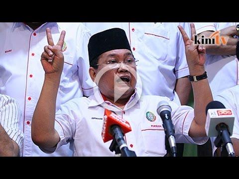 Bidas Nik Aziz: Warga maya cemuh Ibrahim Ali