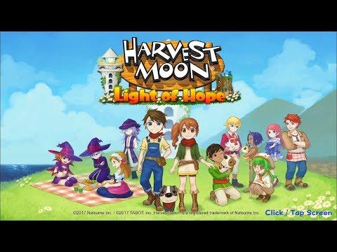 🔴 [LIVE] - aaaaak! ada harvest moon baru! - Harvest Moon: Light of Hope