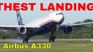 Smoothest Landing? US Airways Airbus A330