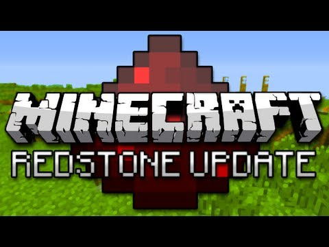 Minecraft: The Redstone Update! (Version 1.5 Overview)