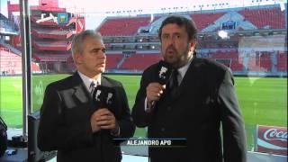 El análisis de Independiente 3 Tigre 1.Fecha 13.Torneo Primera División 2014.Fútbol Para Todos