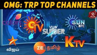 Top TRP Rating Television Channels http://festyy.com/wXTvtSsarvan | Vijay Tv | Zee Tamil | Sun Tv |
