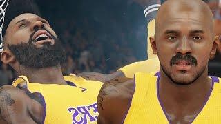 NBA 2k15 MyCAREER Gameplay S2 - Roe Horsing Around! Bridges Goes for Game Winner