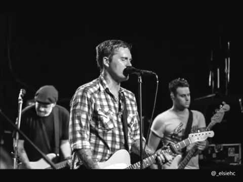 The Gaslight Anthem - Anywhere I Lay My Head (Tom Waits Cover)