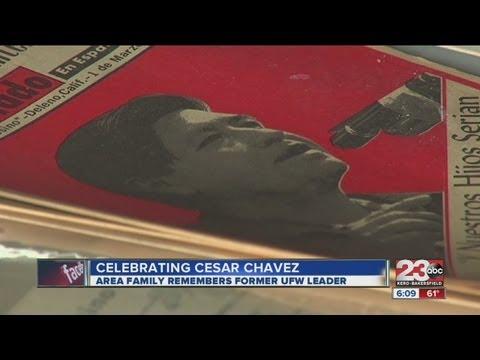Area Families Celebrate Cesar Chavez