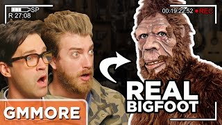 Watching Real Bigfoot Videos
