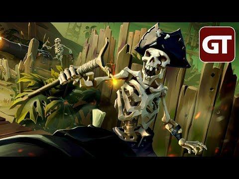 Sea of Thieves: The Hungering Deep - Es geht wieder an Bord! - GT LIVE