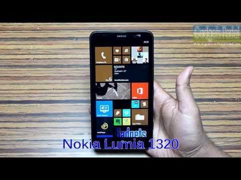 Nokia LUMIA 1320 Review! [full in-depth]