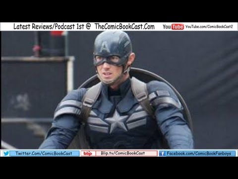 New Suit In CAPTAIN AMERICA: THE WINTER SOLDIER